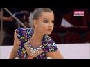 Дина Аверина - лента квалификация Гран-При Москва 2018