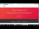 Урок 3. Javascript. Dojo, ArcGIS API for Javascript