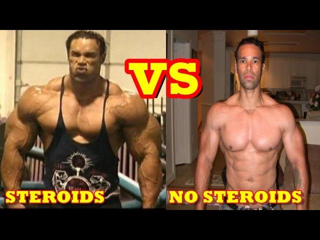 When Bodybuilders Stop Taking Steroids | Steroids VS Natural | Bodybuilding Motivation