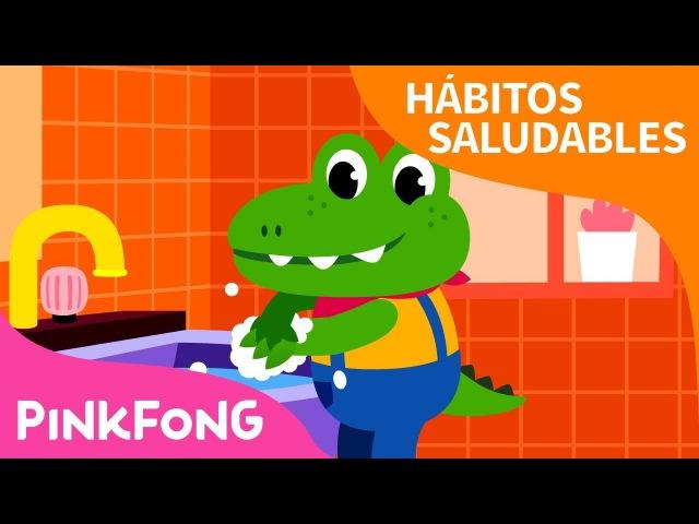 Lava Tus Manos | Hábitos Saludables | Pinkfong Canciones Infantiles