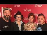 Лена Ленина в эфире Наше Радио в утреннем шоу
