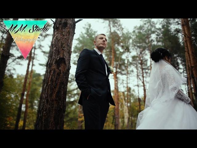 Свадебный клип Юли и Дениса