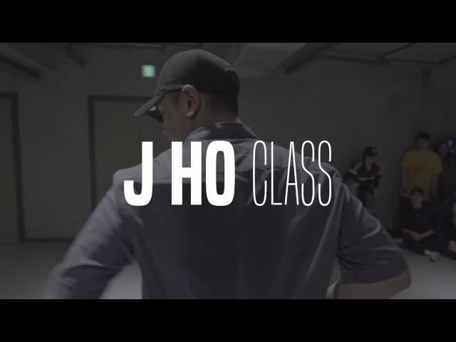 J HO Class | When We Get By - D'Angelo | Justjerk Dance Academy