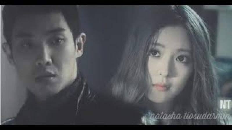 Yoon San and Han Gyeo Wool Vampire Detective