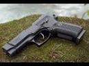 Сравнение пистолета Ярыгина Грач и пистолета Глок.