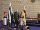 Inkeriläisten kesäjuhla Lahdessa 2012-07-14 Joutjärven kirkko.