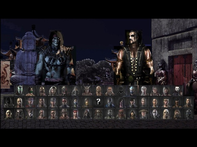 Mortal Kombat XL Kombat Pack 3 for 2018 Shang Tsung return,new Characters, Stages u0026 Skins