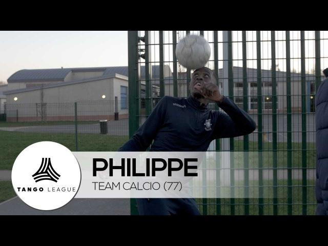 ADIDAS Tango League avec PHILIPPE - Team CALCIO (77) {OKLM TV}