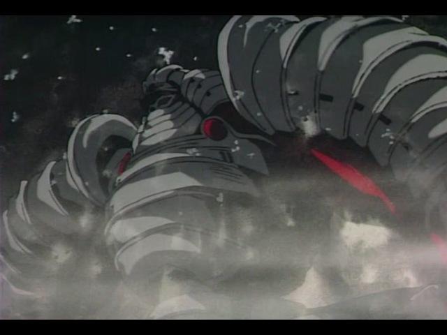 [CactusTeam] Vampire Princess Miyu OVA / Принцесса-вампир Мию - 3 серия (озвучка MVO)