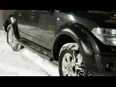 Расширители колесных арок Nissan Navara russ