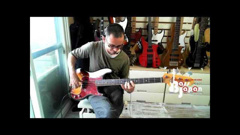Fender Japan PB62 early 90s