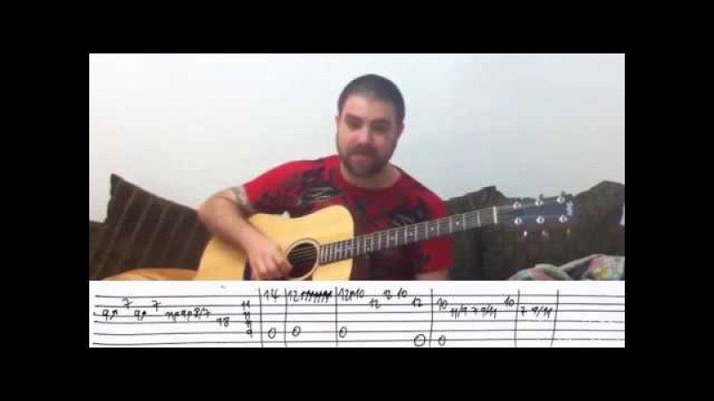 Fingerstyle Tutorial Hotel California (Instrumental) - Guitar Lesson w TAB