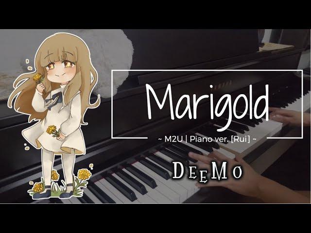 [Deemo 3.0] Marigold - M2U ft. Guriri Piano ver. [Rui]