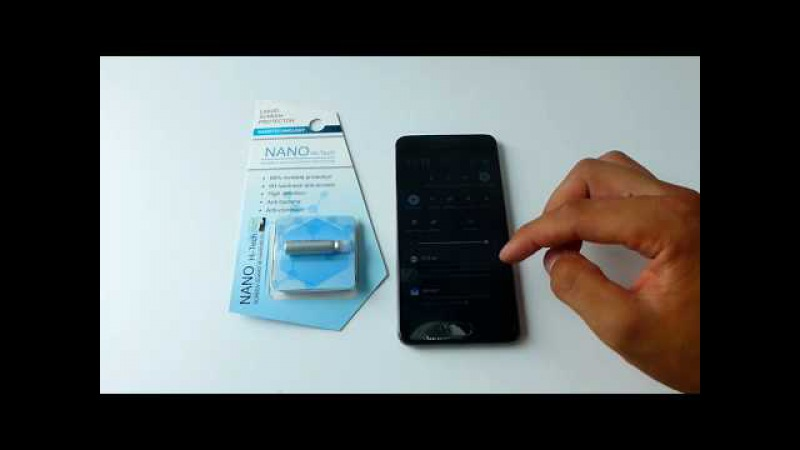 Обзор жидкого стекла для телефона Nano Hi Tech от ИМ sef.in.ua