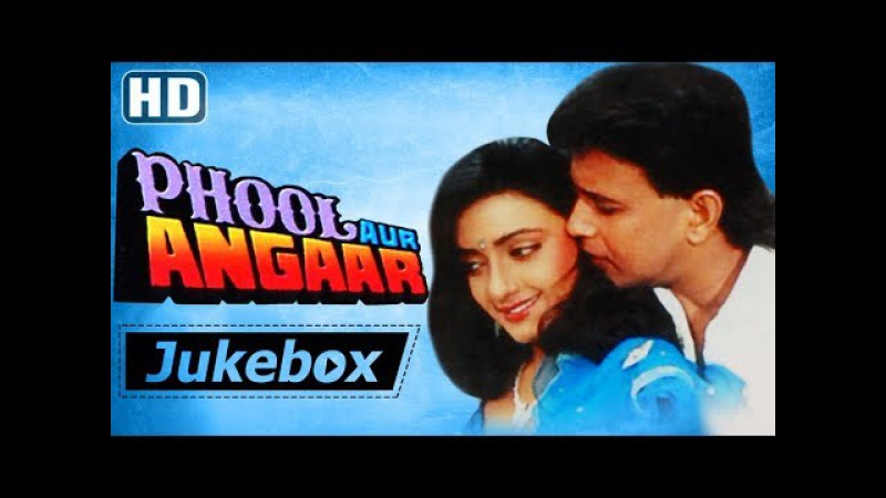 Phool Aur Angaar (1993) Songs | Mithun Chakraborty, Shantipriya | 90's Hindi Songs