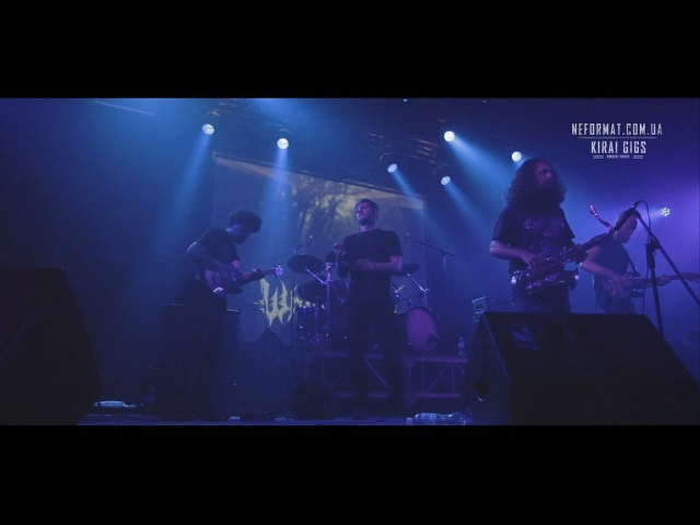 White Ward - 3 - Live at Bingo, Kyiv [02.12.2017] Oskorei (multicam)
