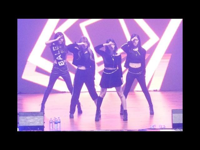 180302 레드벨벳 (Red Velvet) 피카부 (Peek-A-Boo) [전체] 직캠 Fancam (서울호서예전 입학식) by Mera
