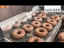 How Krispy Kreme Doughnuts are Made