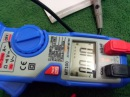 Clamp Multimeter Janisa MT100 Digital AC DC Clamp Meter Current Voltage Meters Fully Automatic Resis