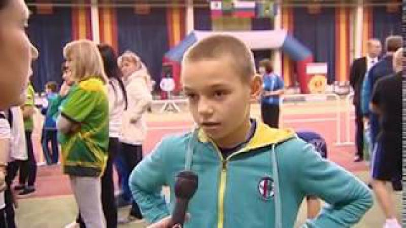В Губкине состоялся областной фестиваль Всероссийского физкультурно-спортивно...