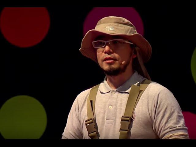 PERU Usar la ciencia para limpiar un humedal Marino Morikawa TEDxTukuy