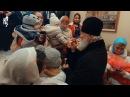 Патриарх Кирилл посетил Центр гуманитарной помощи для беременных женщин в криз ...
