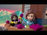 Конструктор LEGO Friends Heartlake 41323 Горнолыжный курорт шале