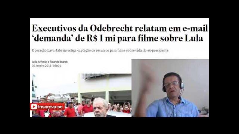 Matéria expõe o fascismo do Judiciário, manipulação da mídia e inocência de Lula!