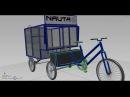 Proyecto Yo Reciclo Triciclo de Carga