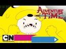 Время приключений Костюм из Джейка Быть чем-то большим серия целиком Cartoon Network