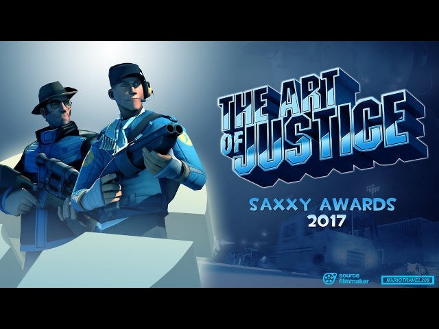 The Art of Justice (Saxxy Awards 2017 Extended)