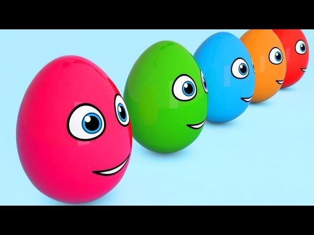 Учим цвета Лопаем шарики с водой Для детей / Learn colors Burst water balloons For kids