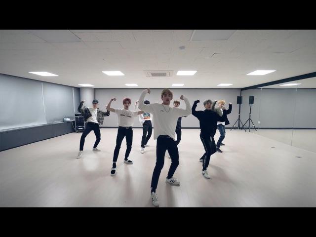 NCT U (엔시티 유) - BOSS Dance Practice (Mirrored)