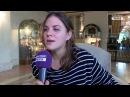 Festival de la Baule Morgane Polanski se souvient des attentats du 13 novembre exclu vidéo