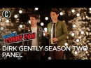 Dirk Gently's Holistic Detective Agency Season Two Panel - NYCC 2017