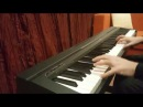 Skyfall - Adele piano cover