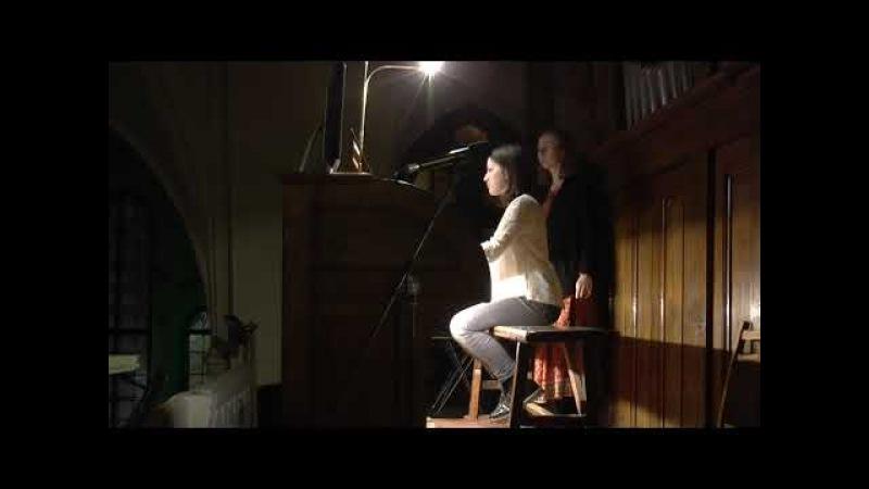 Вечер органной музыки. 2-я часть.