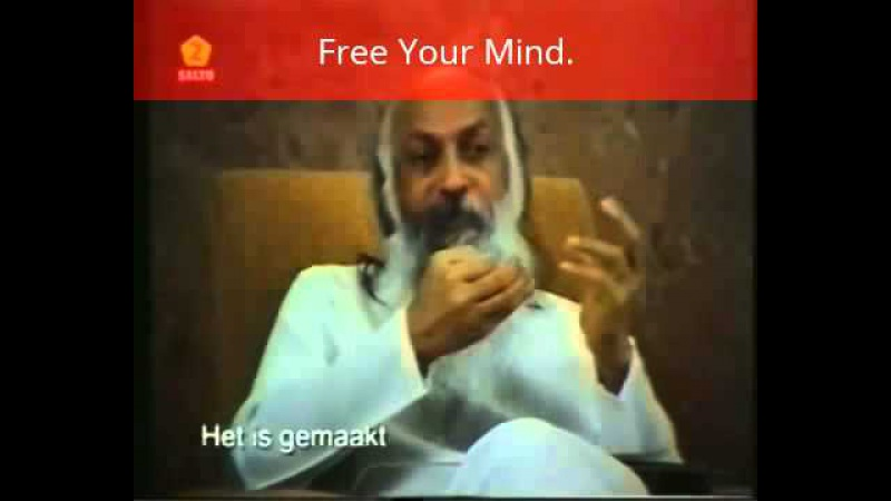 Free Your Mind. No Society Wants You To Become Wise by Osho. (Spiritual Metamorphosis)