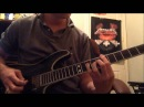 Original Metal guitar song on C1-Elite with Duncan Blackouts