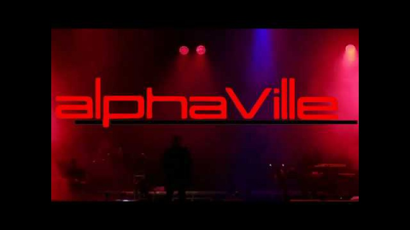 ALPHAVILLE - STRANGE ATTRACTOR TOUR LIVE IN POLAND