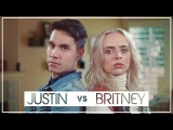 Justin Timberlake VS Britney Spears MASHUP!! ft Sam Tsui &amp Madilyn Bailey