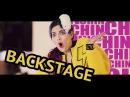 BACKSTAGE | ALENA BONCHINCHE - CHIN-CHIN