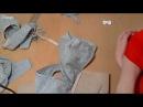 Как сшить бралетт, 2 часть вебинара. Мастерская Eidos