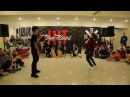 Hit The Floor vol 2 hip hop kids 1 4 Kerim vs Dasha win