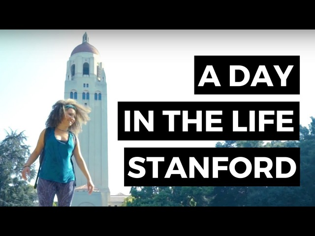 A Day in the Life Stanford Student