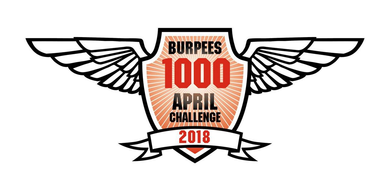 Афиша Екатеринбург 1000 BURPEES CHALLENGE 2019