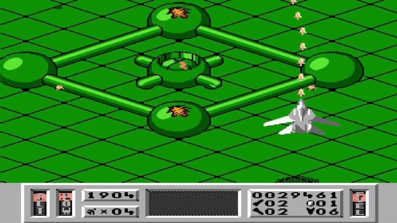 Captain Skyhawk NES - Прохождение (Капитан Небесный Ястреб Dendy, Денди - Walkthrough)