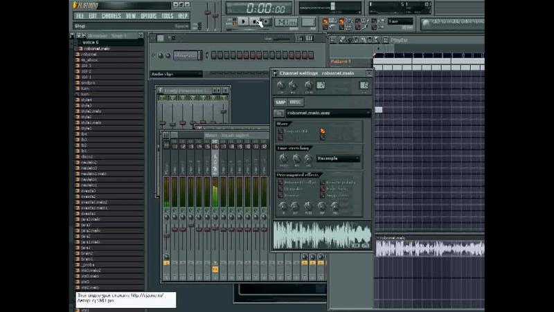 Vocoder FL Studio 10