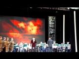 4.05.2018г., г.Уфа, ГДК. Башкирская песня Шаймуратов-генерал.