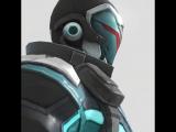 Новый облик на Солдата 76 в честь Годовщины Overwatch